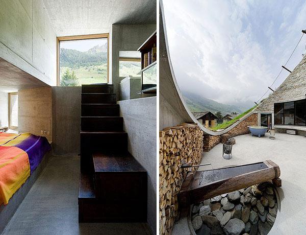 Incredible Underground Residence in Switzerland | Interior Design ...