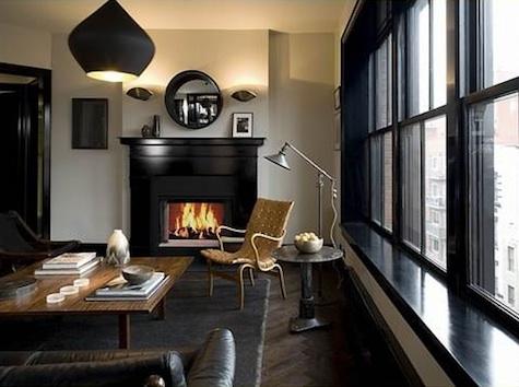 Roman Williams Design For Apartment In Nolita USA